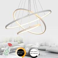 أدى أضواء قلادة مصباح ل غرفة المعيشة الحديثة lamparas colgantes الشمال بريق الإنارة الإضاءة الصناعية