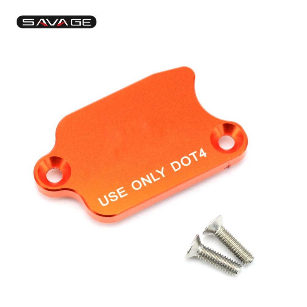 Couvercle de r/éservoir de ma/ître-cylindre de frein avant et arri/ère pour KTM 1190 ADV R 1290 SUPERDUKE GT//R SUPER ADV