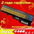 JIGU аккумулятор Для Ноутбука lenovo IdeaPad G460 G465 G470 G475 G560 G565 G570 G575 G770 Z460 L09M6Y02 L10M6F21 L09S6Y02 4400 МАЧ