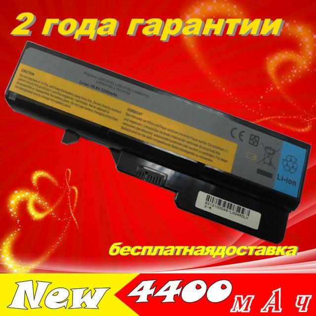 JIGU Laptop battery For lenovo IdeaPad G460 G465 G470 G475 G560 G565 G570 G575 G770 Z460 L09M6Y02 L10M6F21 L09S6Y02 4400MAH