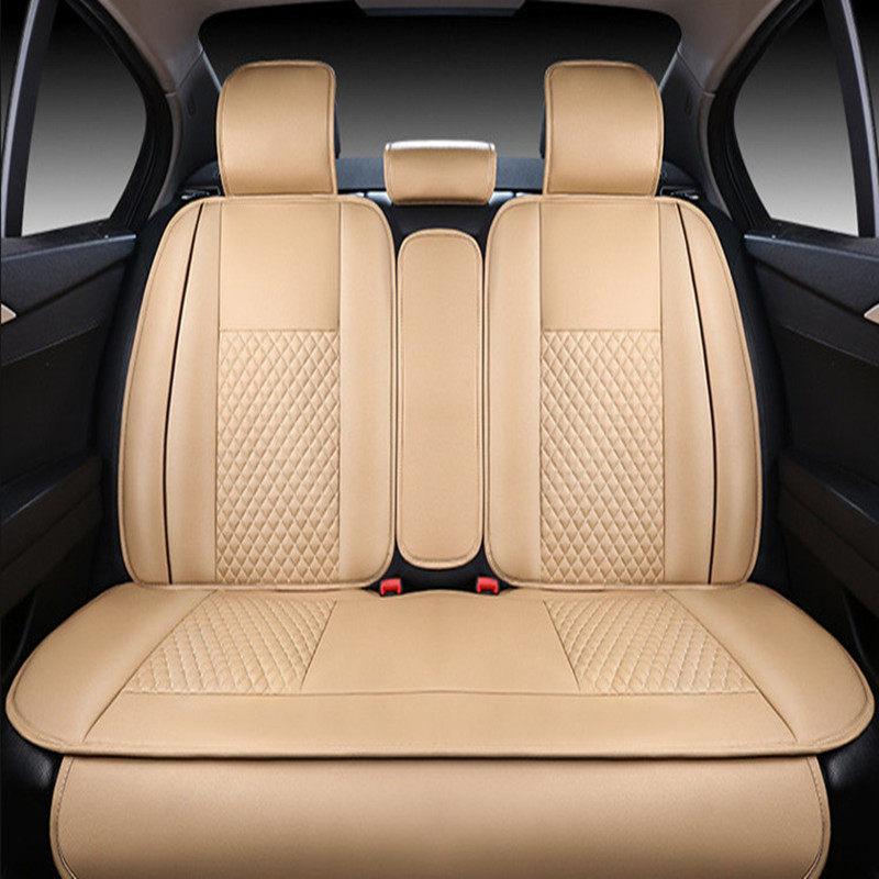 New Arrival Luxury Car Seat Covers seat cusion for General 5 Seats Car Use