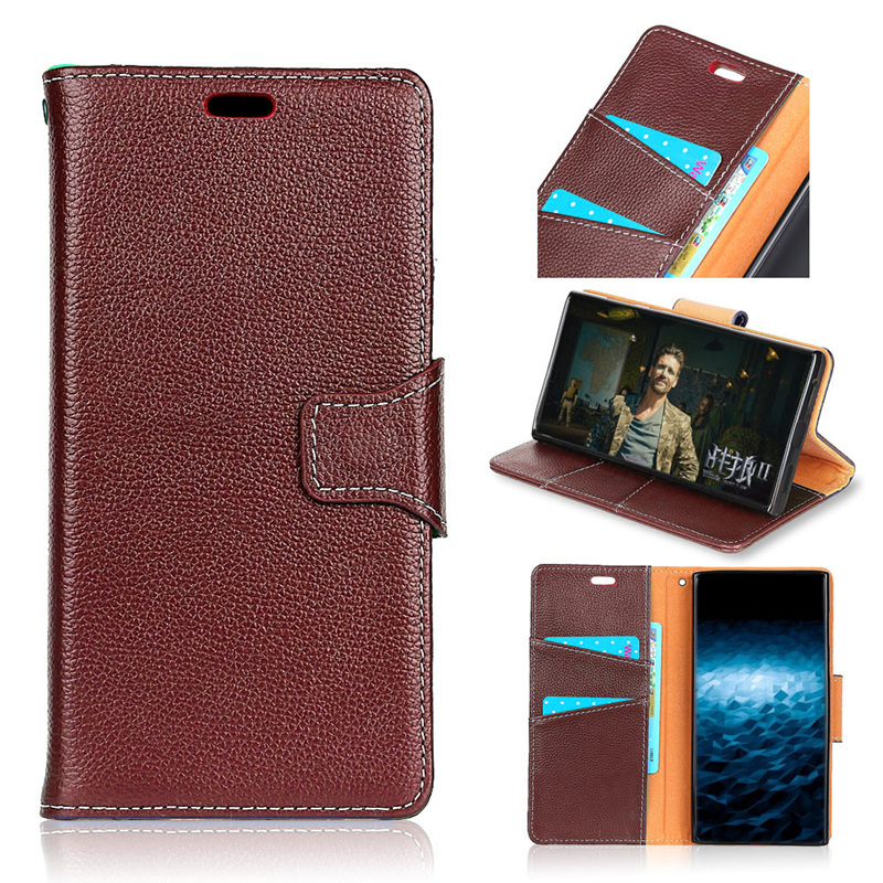 Genuine Leather Silicone Luxury Phone Wallet Flip Case For Doogee Shoot 2 BL7000 BL5000 BL12000 X9 Pro X30 X20L X20 Cover case