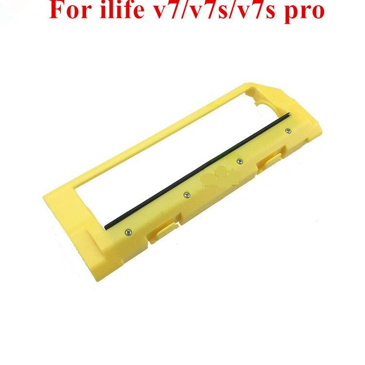 Original roller main mittleren pinsel Abdeckung für ILIFE V7 V7S ILIFE V7S PRO Roboter-staubsauger Teile wichtigsten pinsel Abdeckung zubehör
