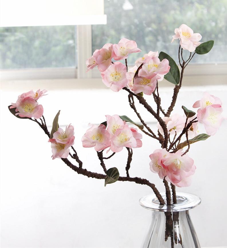 2018 Rushed Sale Դեկորատիվ Pu Cherry Blossom - Տոնական պարագաներ - Լուսանկար 2