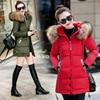 BRZFMRVL New Winter Coat Women High Quality Casual Fashion Coat Brand Women Warm Jackets Big Size