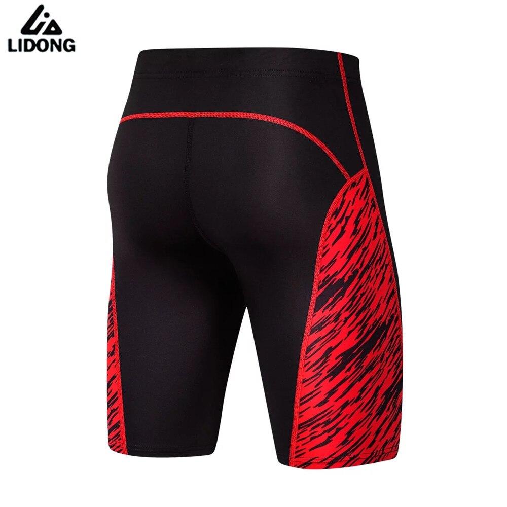 Men Breathable Compression Base Layer Running GYM Basketball Shorts Quick Dry Sports Training Shorts beach tennis short Elastic