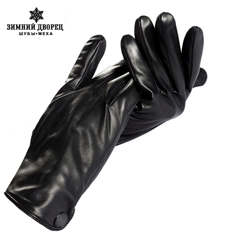Warm Winter Mens GIoves ,Genuine Ieather,Black Ieather GIoves,male Ieather GIoves,winter GIoves Men, Free Shipping