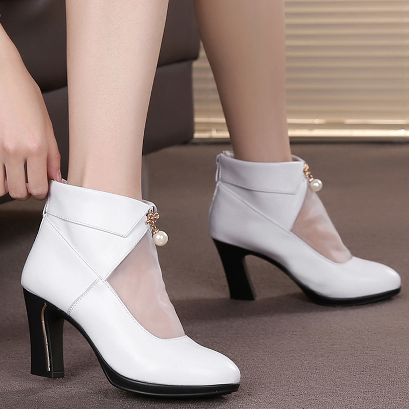 Popular White Short Heels-Buy Cheap White Short Heels lots from ...
