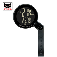 CATEYE Bicycle Computer Bike Analog Wireless Speedometer Cycling Waterproof Stopwatch Integrated Out Front Holder Computer NEW