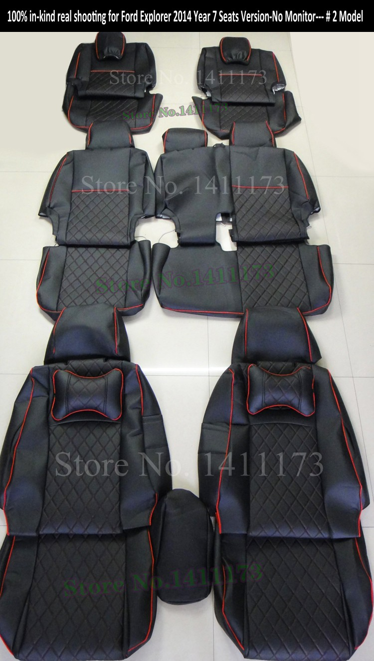 043 pu leather car seat cover (2)