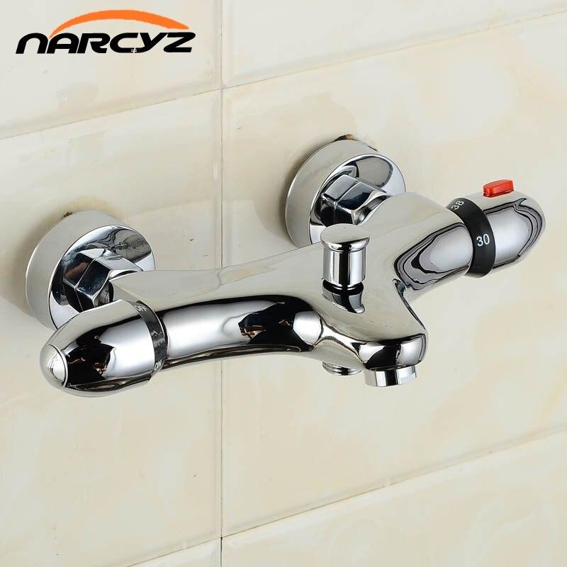 ΞWall Mount Shower Faucet Bath Mixer Factory Direct Sale Constant ...