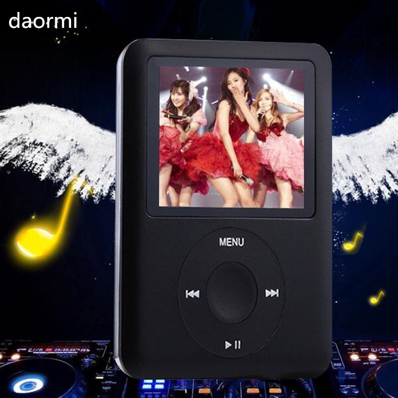 200pcs! Sport MP3 100% Built-in 4G Real Memory (Virtual 32G) 1.8 LCD Media Video Game Movie FM Radio HD MP3 Player E-book