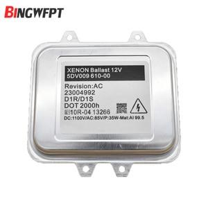 Image 3 - Xenius балласт, 5DV 009 610 00 5DV009610 00 5DV00961000 ксенон Xenius 610 00 D1S ECU для Skoda Octavia для BMW X5 X6 7PP941597A