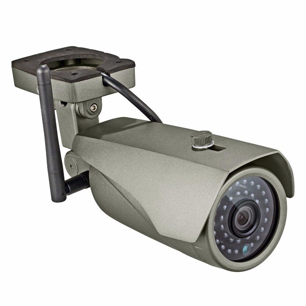 KERUI gledanje u stvarnom vremenu WIFI IP kamere P2P 2.0MP - Sigurnost i zaštita - Foto 3