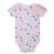 2016 fantástico bebê bodysuits 3 pçs/lote corpo 100% algodão roupas de manga curta conjunto infantil clothing bodysuits do bebê menino menina do verão