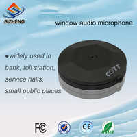 SIZHENG COTT-C1 Service window cctv microphone audio surveillace voice listening for security accessories
