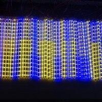 360度1メートル長いws2812bデジタル流星ライト; dc5v入力; dj、ディスコ