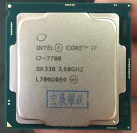 Intel Core 7 серии PC компьютер настольный процессор I7 7700 I7 7700 Процессор LGA 1151 land FC LGA 14нанометров Quad Core Процессор