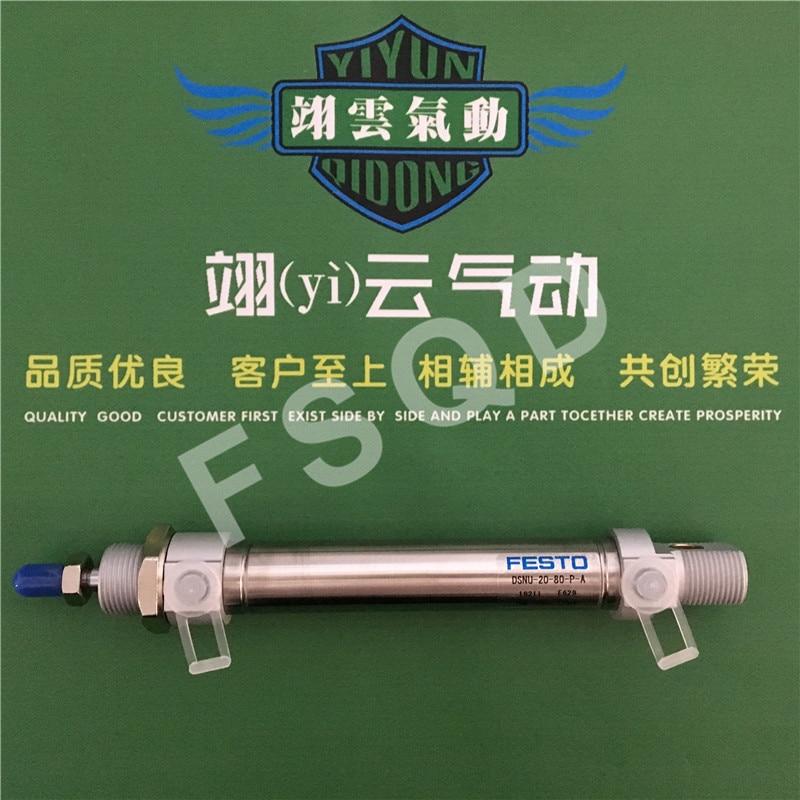 DSNU-20-75-P-A DSNU-20-100-P-A DSNU-20-125-P-A DSNU-20-150-P-A FESTO mini cylinder DSUN series balderico pizano balderico pizano 4 a 1031 20 p