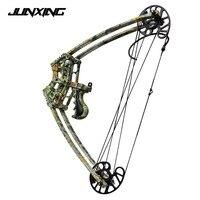 45 фунтов комбинированный лук 270fps IBO скорость треугольник лук для левой и правой руки пользователя стрельба из лука охота стрельба