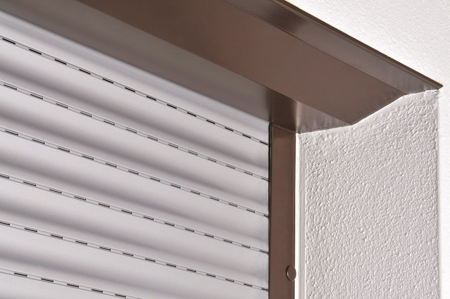 External Shading Electric Security Shutter Window Blinds Shutters