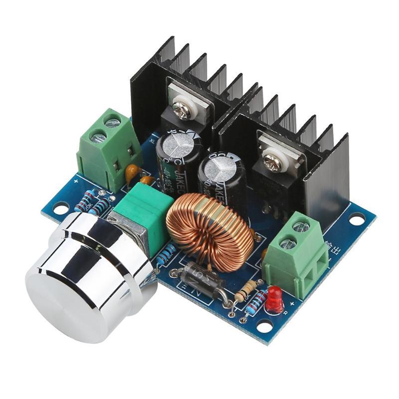 XH-M401 понижающий модуль DC В DC преобразователь напряжения блок питания XL4016E1 плата для DIY робота
