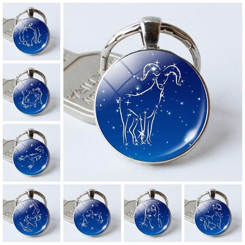 Aliexpress Com Buy 12 Zodiac Signs Constellation: Aliexpress.com : Buy Christmas Birthday Gift Cute Blue 12