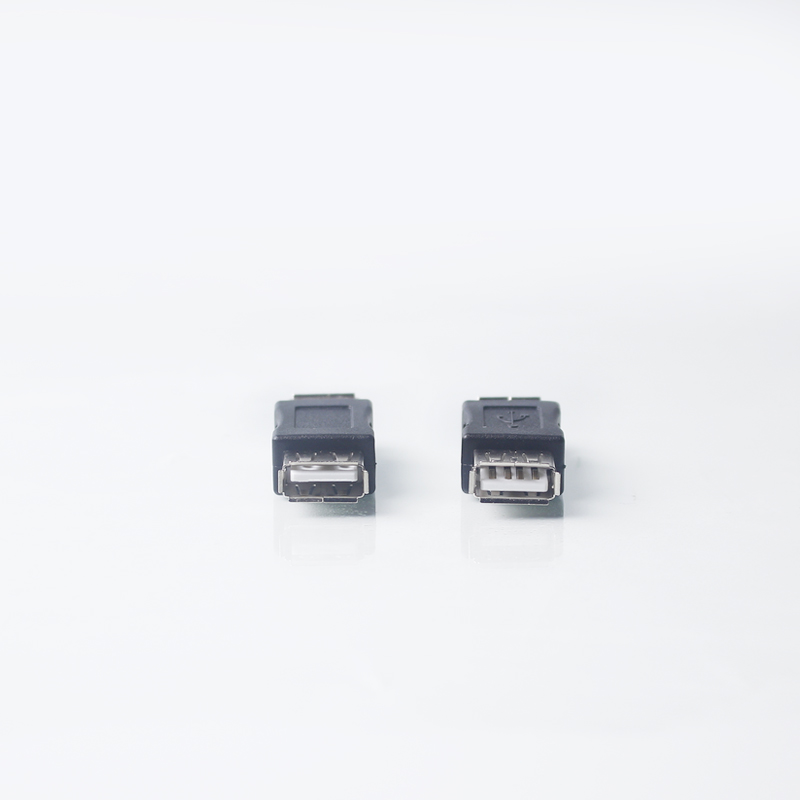 ULT-Best Wholesale USB 2.0 A Female to Female Coupler Connector Adapter F/F Extension Converter