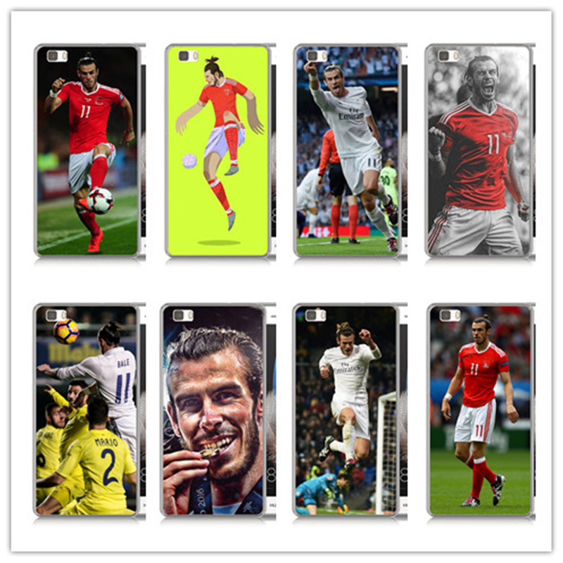 KULIAI Real Madrid GARETH BALE hard Phone Case For Huawei P8/P9/P10/P20 lite P9plus P10plus Fashion Full Edge Protection Case