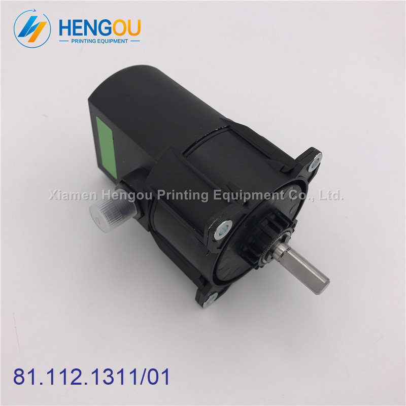 Heidelberg motor 81.112.1311/01 motor for Heidelberg CD102 SM102 printing machine parts 5 pieces heidelberg parts 98 184 1051 heidelberg valve 2625484 for heidelberg cd102 sm102 mo machine parts