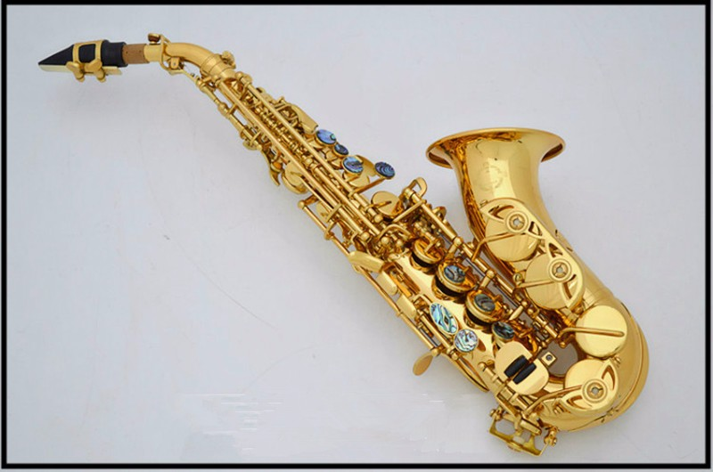 New drop B Soprano sax children musical instruments Children Top professional saxophone  ...
