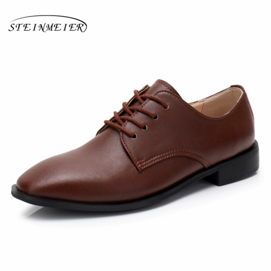 Genuine leather tassel vintage flats casual shoes handmade oxford shoes for women with fur black grey brown big size 2018 spring lovexss genuine leather oxford shoes 2017 spring khaki black metal decoration flats loafers women big size 33 42 oxfords