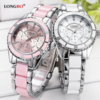 LONGBO New Quartz Watch Women Watches Ladies Luxury Brand Famous Wristwatch For Women Female Clock Relogio