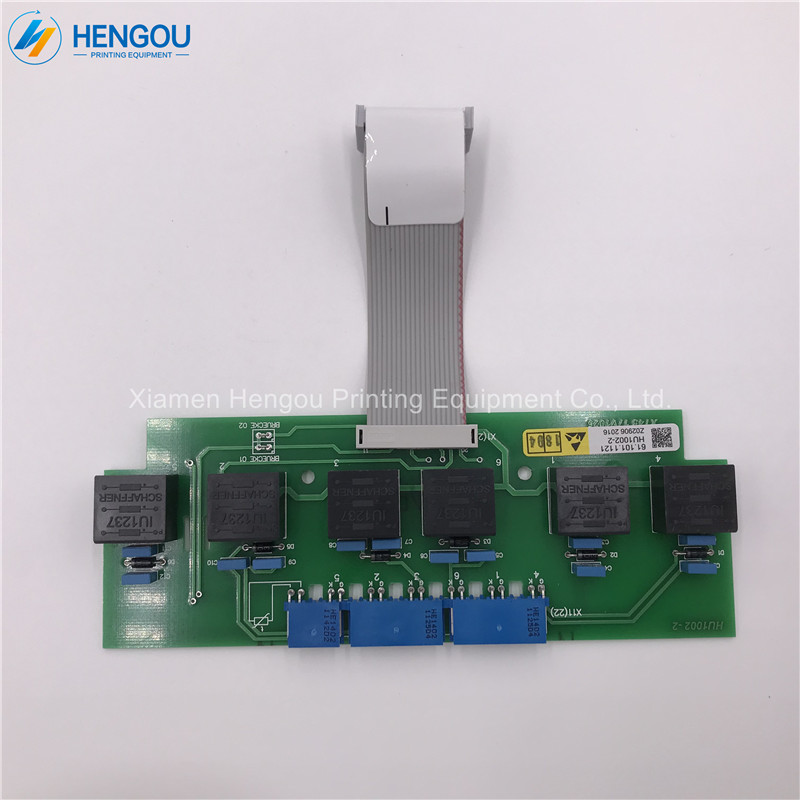 1 piece Hengoucn HU1002-2 printing machine main board GNT0131011P5 61.101.11211 piece Hengoucn HU1002-2 printing machine main board GNT0131011P5 61.101.1121