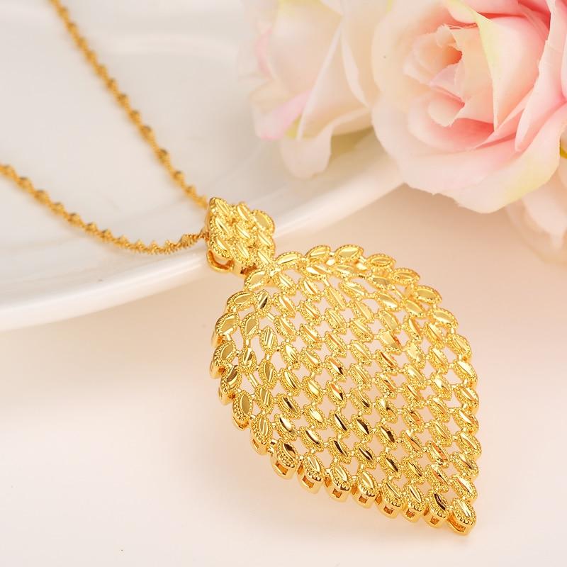 Dubai 24k gold jewelry
