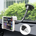 Universal 360 Degree Rotation Car Windshield Air Vent Phone Bracket Holder for iPhone 6/6s 7/7 Plus Samsung S6 Huawei DX