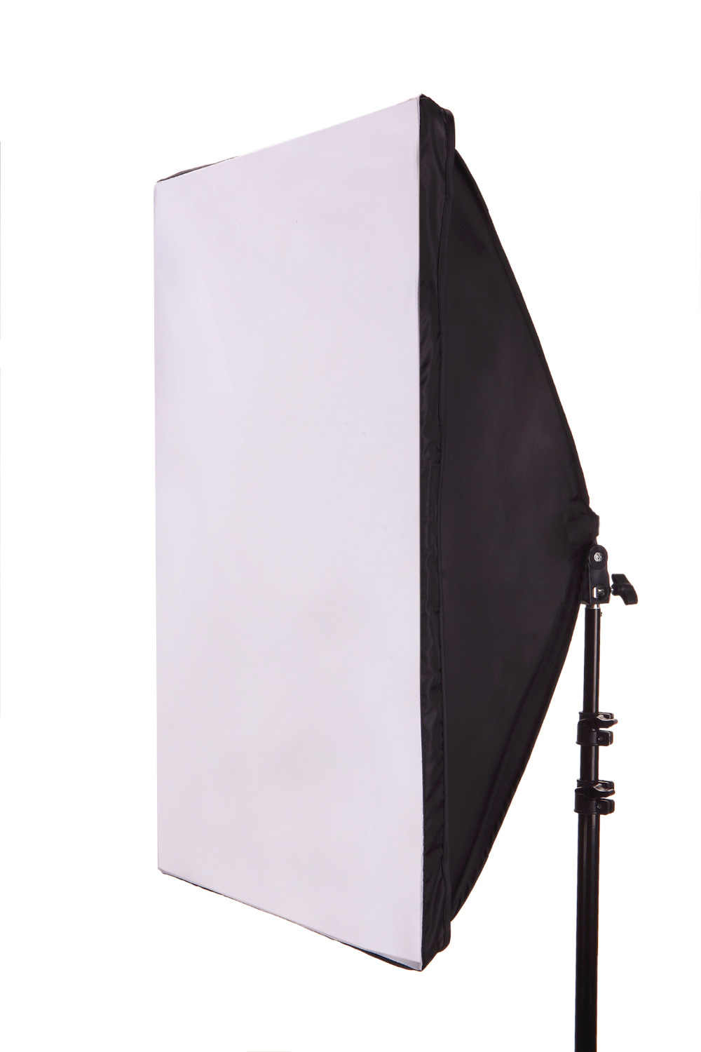 50*70CM Photography Studio Wired Softbox Lamp Holder with E27 Socket for Studio Continuous Lighting Not Include Tripod