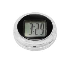 AOZBZ Universal Motorcycle Clocks Watch Waterproof Stick-On Motorbike Mount Watch Moto Digital Clock Moto Clock