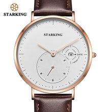 e306e517ee5 STARKING Fashion Business Casual Relógio Masculino Clássico Da Marca Top de  Quartzo Analógico Relógio de Pulso