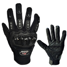 Professional Full Finger Motorcycle Glove Motor Bike Guantes Sport Guard Mad10