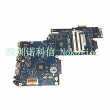 """NOKOTION новый для Toshiba Satellite C850 материнская плата для ноутбука 15 """"HM70 HD4000 Графика DDR3 плата H000050950 Бесплатная ЦП"""