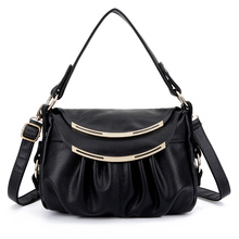 2016 New Fashion Women's Shoulder Bags And Handbags Women Genuine Leather Bag Bolsas Female Crossbody Bag Tote