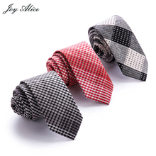 New Style Mens Fashion Neckties Festival Narrow Christmas Tie paisley Ties Soft Designer Colorful Character Necktie