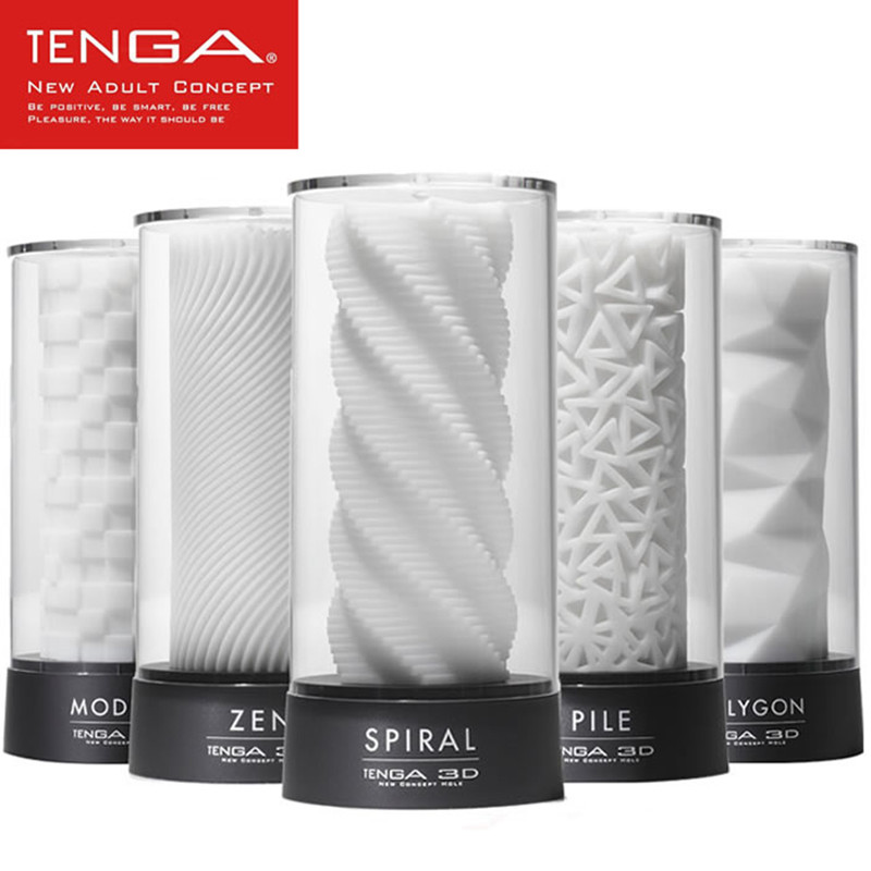 TENGA 3D Male Masturbator Sucking Stimulating Male Masturbation Cup Artificial Vagina Real Pussy Adult Sex Products Toys for Man tenga 3d male masturbator sucking stimulating male masturbation cup artificial vagina real pussy adult sex products toys for man