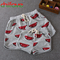 chifave 2016 New Summer Family Shorts Clothes Print Elastic Waist Mid-waist Cotton Matching Mother&Unisex Kids Family Clothes