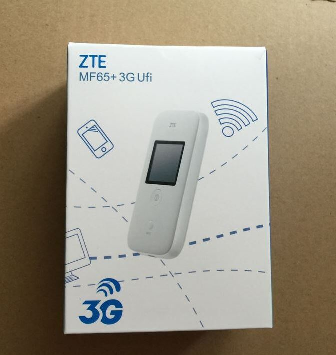 ФОТО Unlocked ZTE MF65+3G Wireless Router Mobile Hotspot WiFi