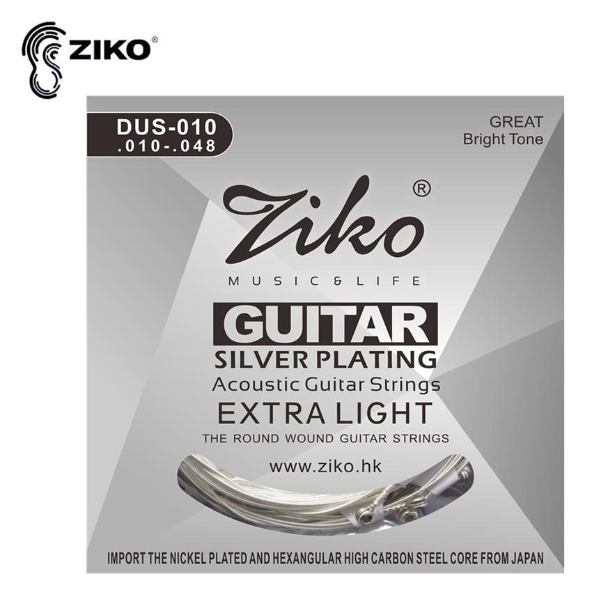 무료 배송 Elixir 012-053 Nanoweb 16052 어쿠스틱 기타 - 악기