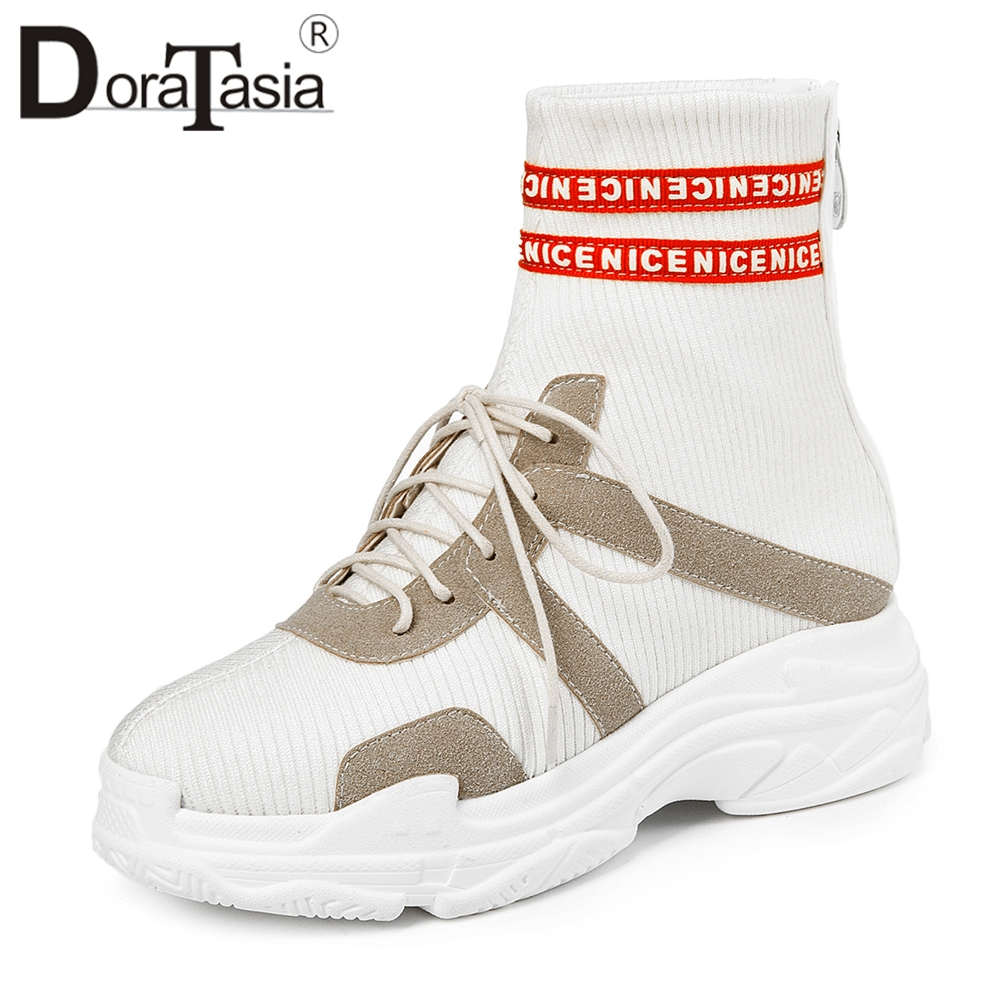 Plus Deporte Moda Otoño Zapatillas Ins Las Black Doratasia 2019 UdF0qn7w