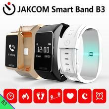 Jakcom B3 Inteligente Banda Hot venda de Relógios Inteligentes como kingwear ticwatch e weloop ei 3 s