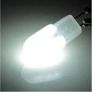 Image 5 - Lâmpada led mini g4, 5 peças ac/dc12v ac220v smd 2835 lâmpada led ângulo de feixe 360 substituição de lâmpada de halogênio frete grátis